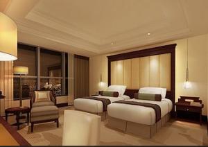 阳光酒店房间2